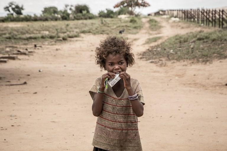 MADAGASCAR-VOTE-DROUGHT-POVERTY-AID